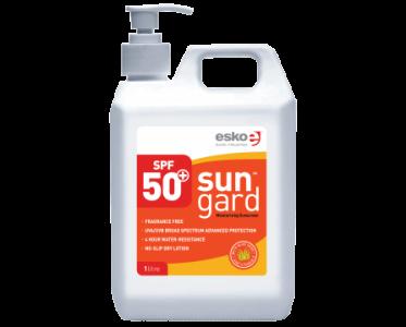 Sunscreen SPF50 1L pump