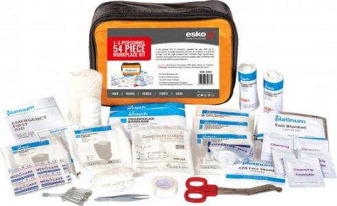First Aid kit 54 pce softpack