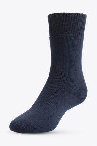 Sock Wool Thermal 2pk 6-10