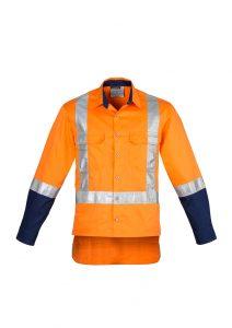 Shirt Mens TTMC-W Drill Work Shirt