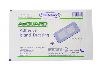 Island Dressing 10x15cm