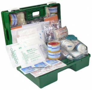 Industrial 1-25 First Aid Kit PFA9010