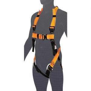 LINQ Full Body Harness With Quick Connect Buckle STD Size