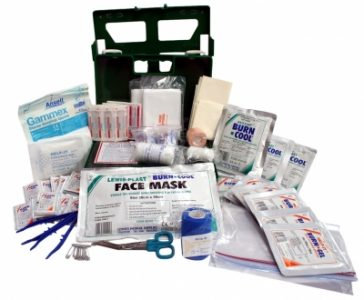 Industrial Burns Kit – Soft Pack