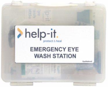 Eye Wash Shelf – Wall Mountable Station