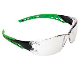 Spec Cirrus Anti-Scratch & Fog UV Safety Glass – Clear