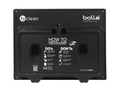 Bolle Lens Cleaning Station
