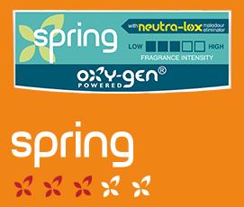 Oxygen Pro Grande Cartridge – Spring