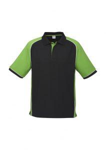 Polo Nitro Black/Green