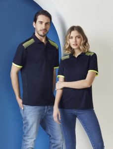 Polo GALAXY Ladies Anticbac Biz Cool