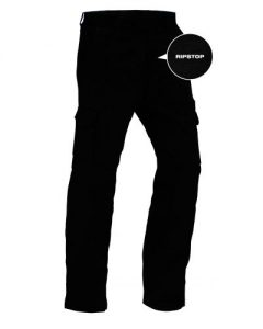Trouser TWZ Titan Black Ripstop LW 100% Cotton