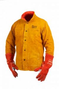 Jacket Welding Fusion Red