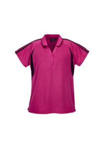 Ladies Flash Polo