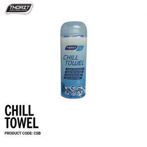 Thorzt Chill Towel Blue