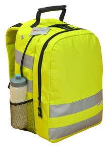 Backpack Yellow HiViz
