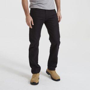 Levi's Workwear 505 Regular Utility Jeans-32″ Leg Black