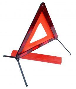 Reflective Warning breakdown Triangle (Foldable)