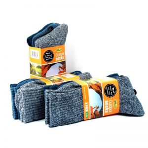 Value 3 pack everday socks  4-7 or 8-13