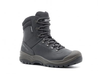 Boot Grisport Monza Zipped Black
