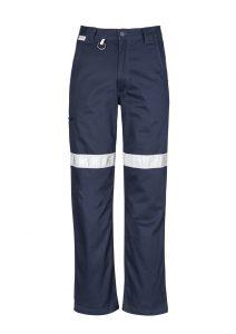 Pants Syzmik Mens Taped Utility Pant (Regular) Cotton