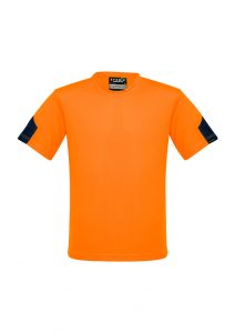 Mens Hi Vis Squad T Shirt