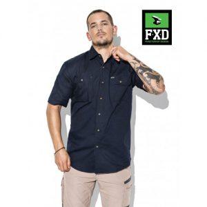 Shirt FXD Short Sleeve Stretch Cotton SSH-1