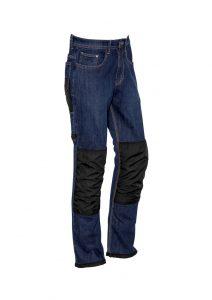 Jeans Mens Heavy Duty Cordura Stretch Denim