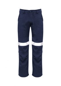 Mens FR Traditional Pant Navy
