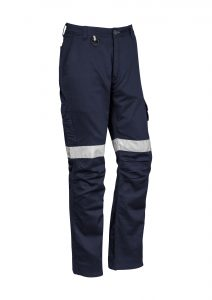 Mens Rugged Cooling Taped Pant (Stout)Navy97S