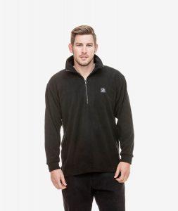 Swanndri Men's Motu Pullover Fleece