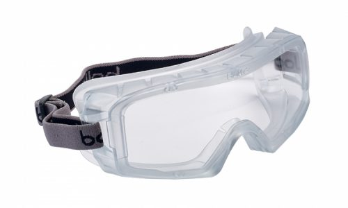 Goggle Bolle Coverall AF/AS Clear